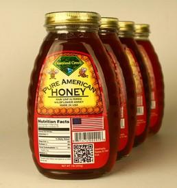 Diamond Creek Honey - 1 pound